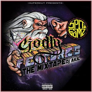 Image of Godly Features Mixtape (CD)