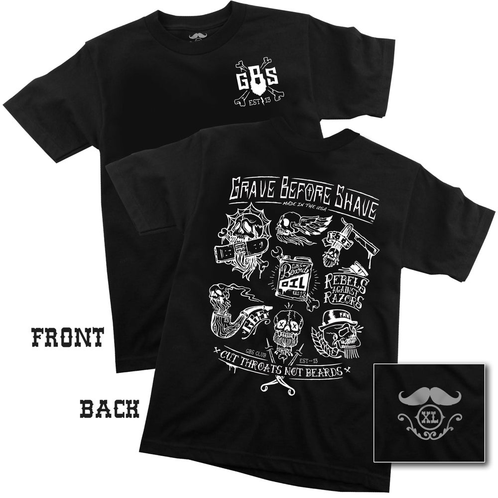 Image of GBS Flash shirt and Poster combo