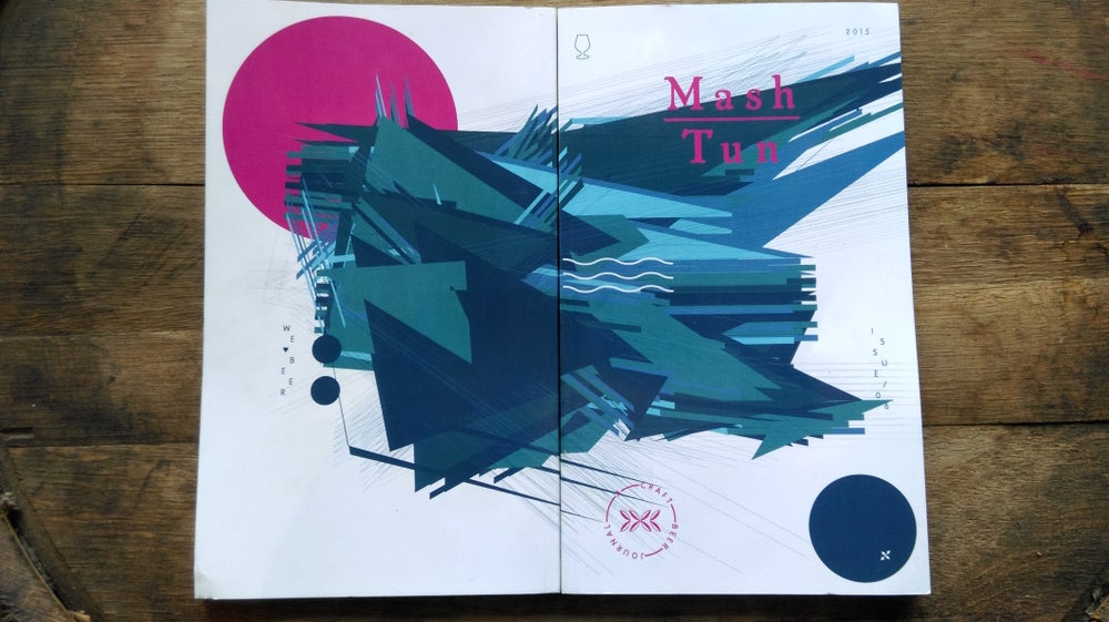 Image of Mash Tun Journal  #6