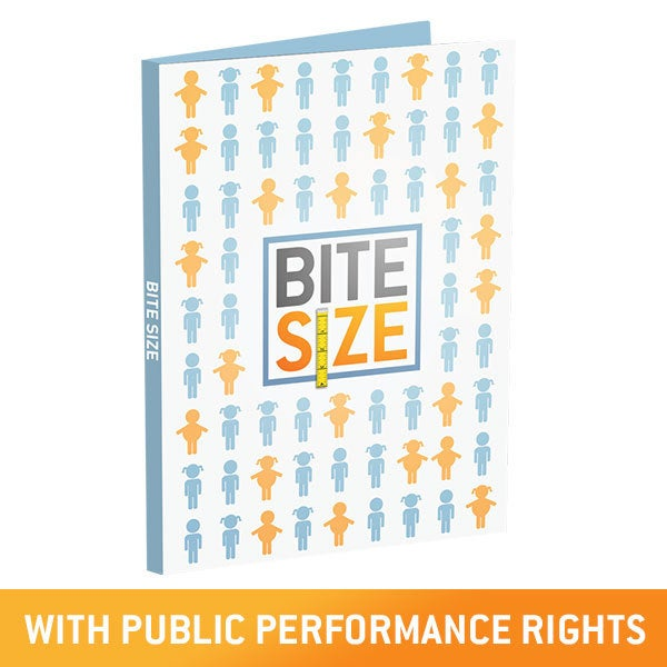 Image of Bite Size DVD (k-12 educational)