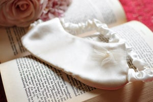 Image of Silk Cat Eye Mask - Bridesmaid's Gift, Gift for Bride