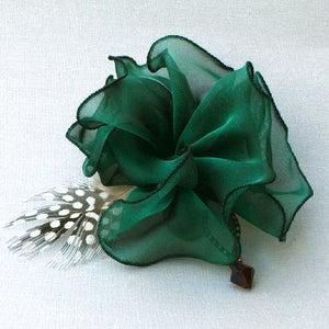 Image of P04  Emerald Flou