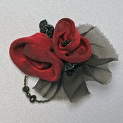 Image of P61   Old Red Roses