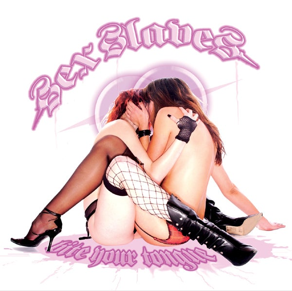 Image of CD: SEX SLAVES - BITE YOUR TONGUE