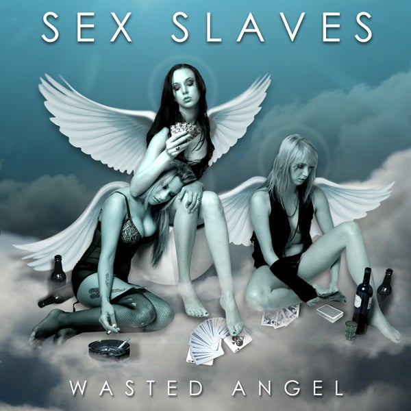 Image of CD: SEX SLAVES - WASTED ANGEL