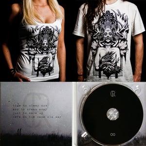 Image of EP + Shirt/Tanktop Bundle
