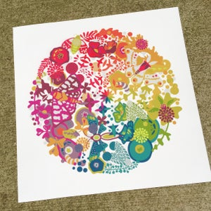 Image of 'Art Theory' Fine Art Print - Limited Edition