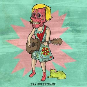 Image of Efa Supertramp - Rhyddid Yw Y Freuddwyd CD