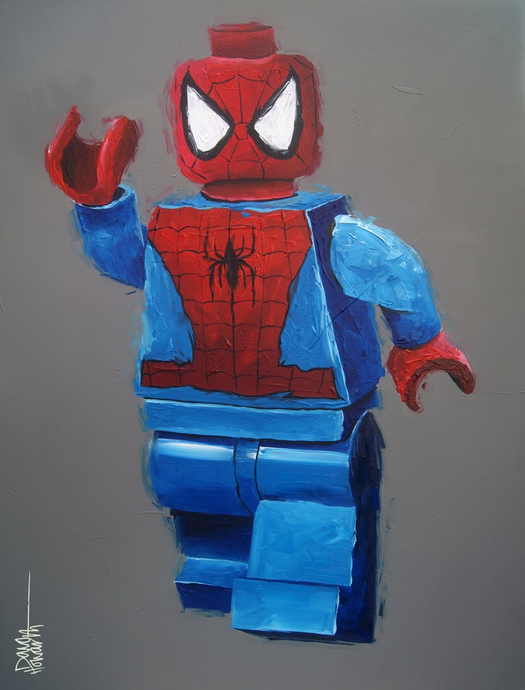 Image of Spiderman (Limited Edition Print)