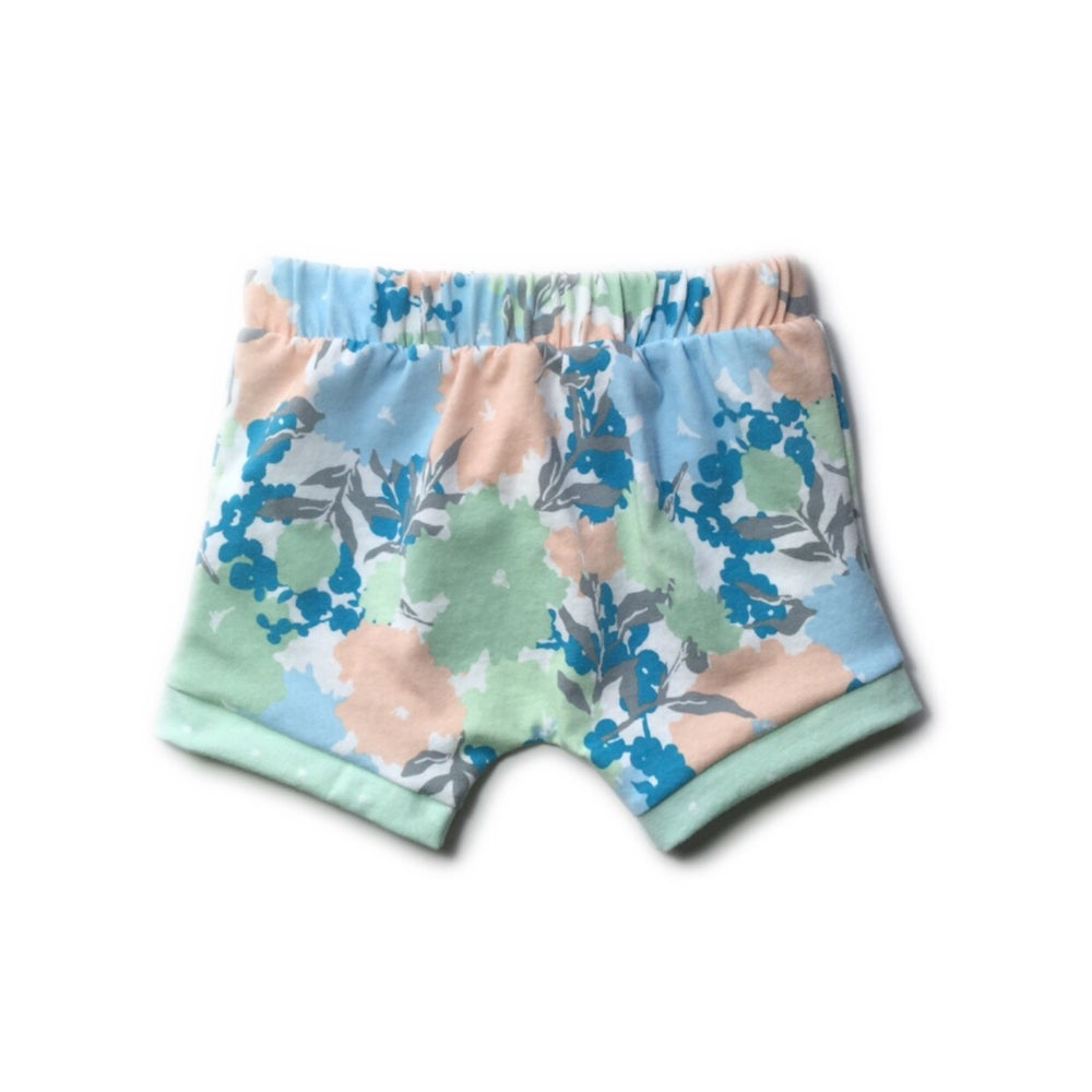 Image of Floral Shorties