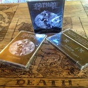 Image of LARVAE 'Grave Descent' cassette