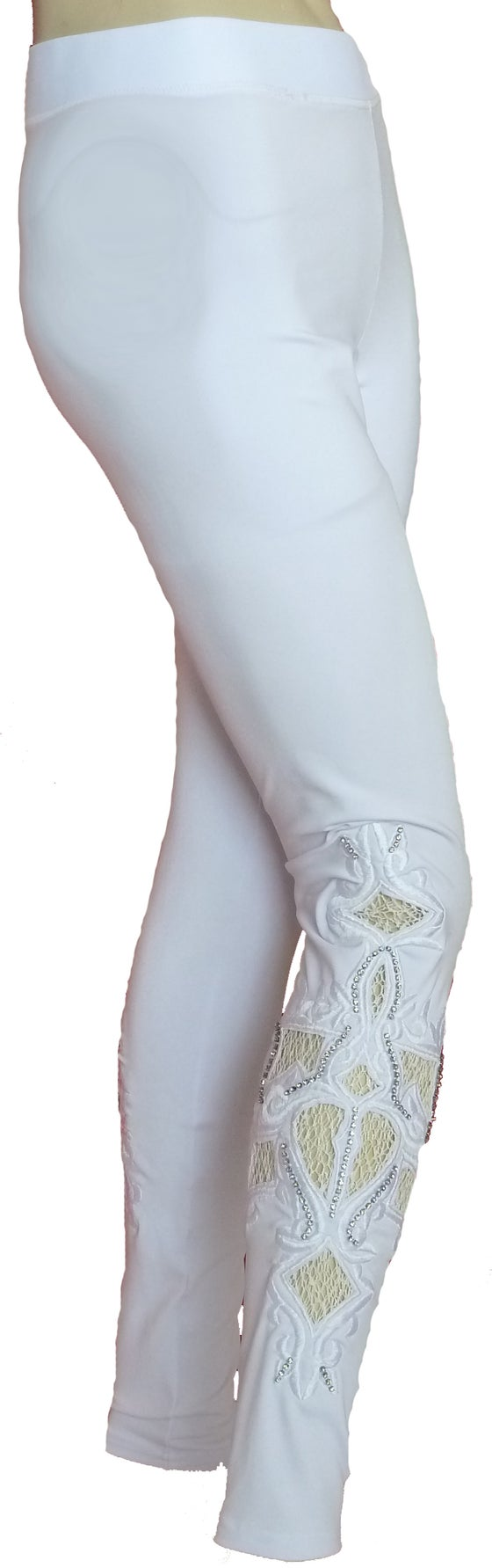 Image of White Bling! FW3446White