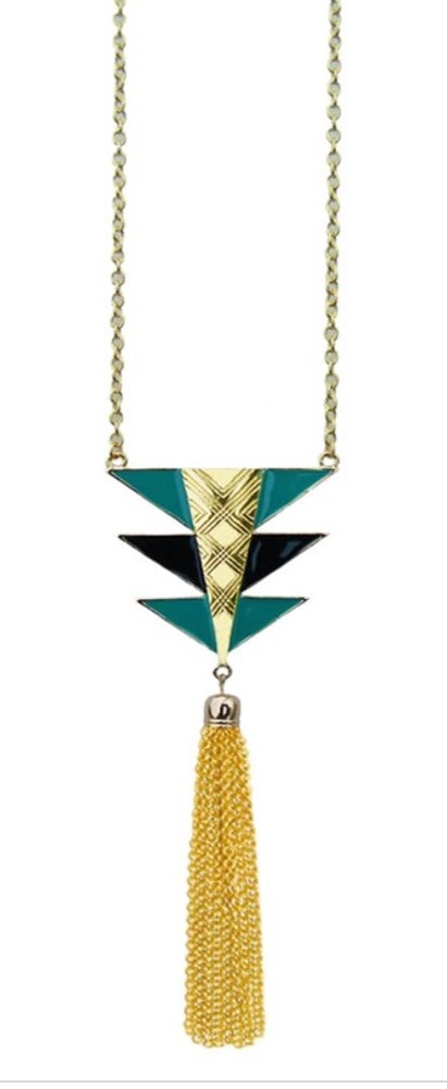 Image of Long Chain Necklaces