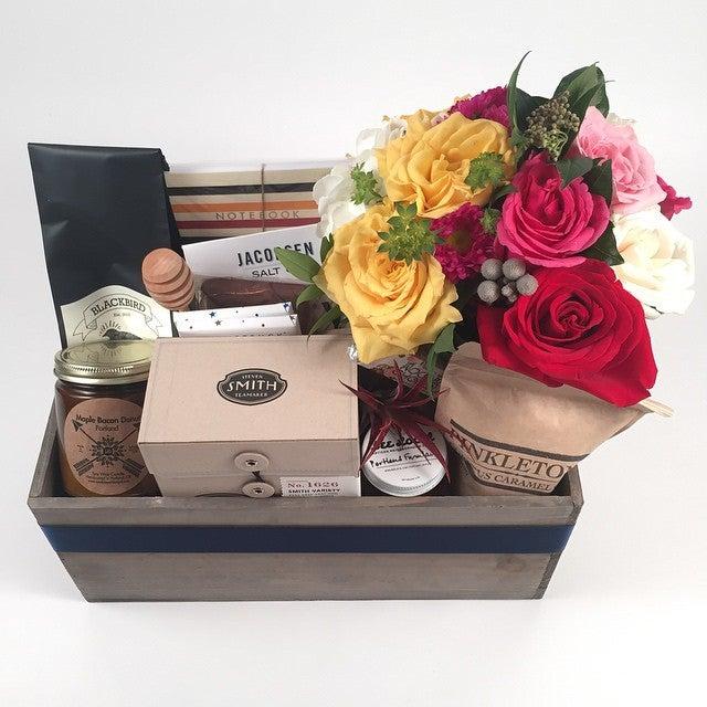 Image of CUSTOM ORDER » GIFT BOX