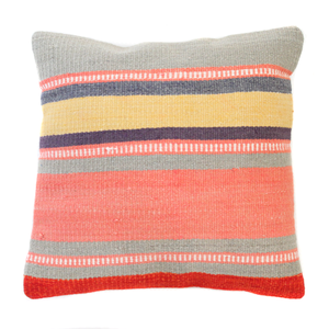 Image of KILIM PILLOW COVER NO. 3 (1 AVAILABLE)