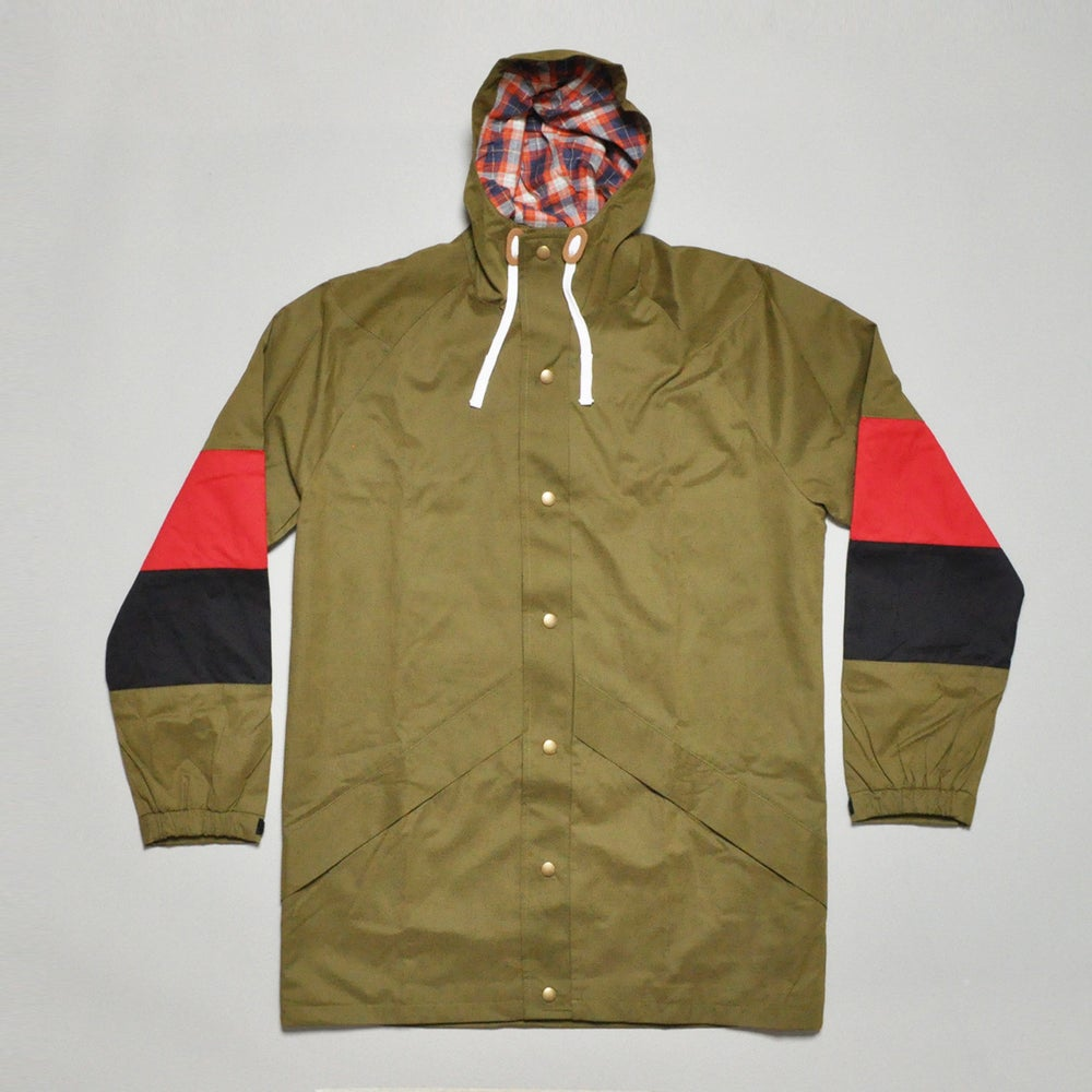 Image of GENESIS JACKET - KHAKI