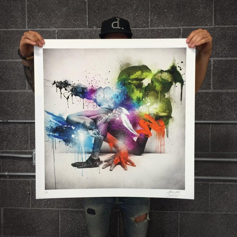 """Image of """"DROOM"""" by Mikael B & Thomas Fryd"""