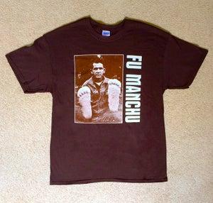 """Image of Fu Manchu """"fu manchu"""" cover shirt"""