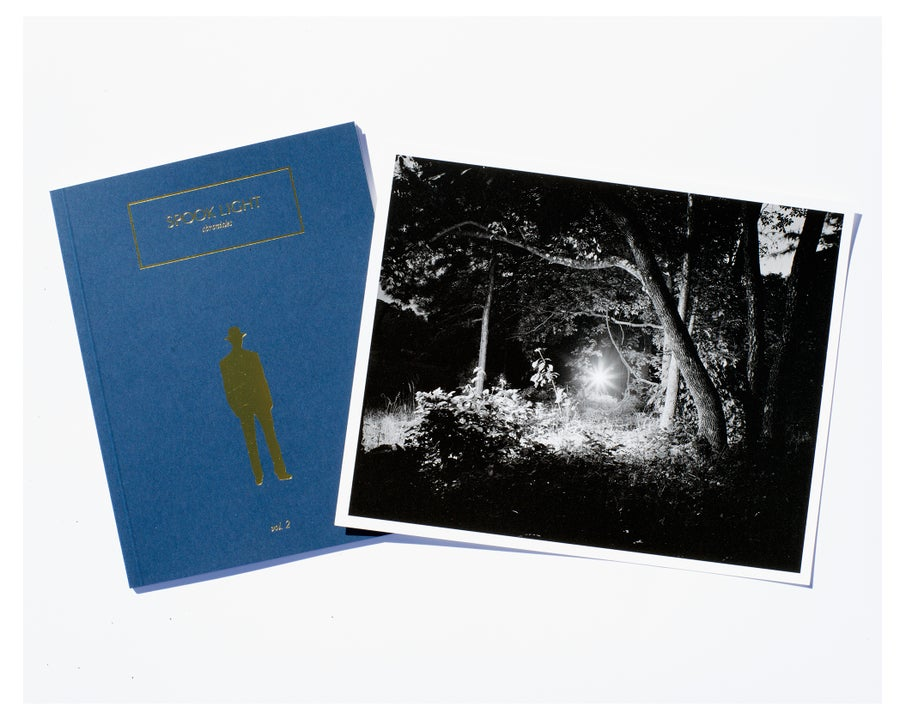 Image of SPECIAL EDITION: Spook Light Chronicles vol. 2, The Phosphorescent Man