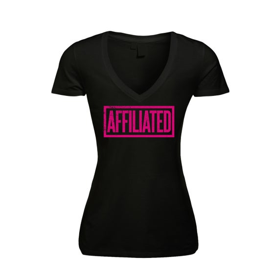 "Image of B.Wash - ""Affiliated"" Women's V-Neck"