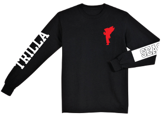 "Image of L!Z - ""Trilla Season"" Long Sleeve"