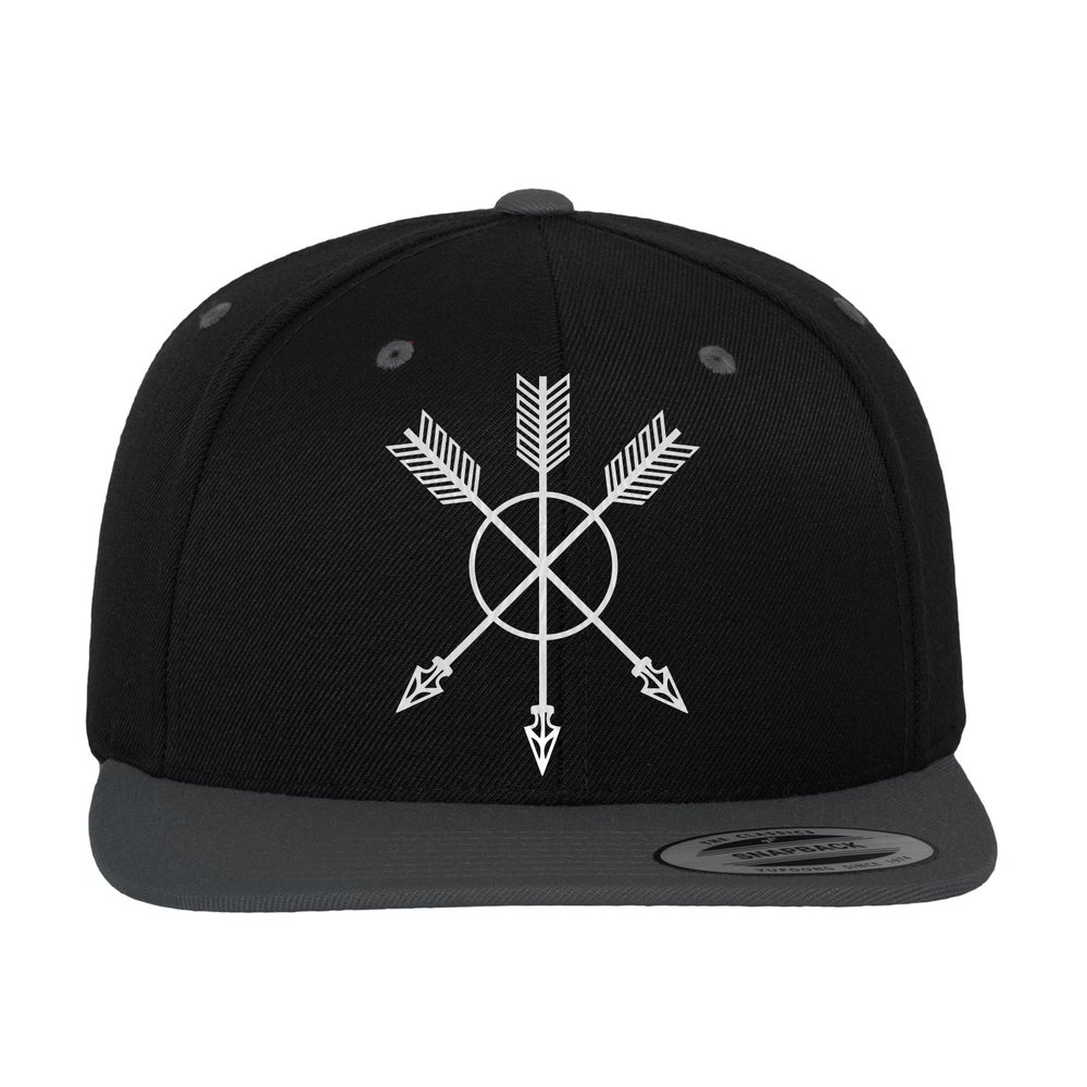 Image of The Crossing - Logo Snapback