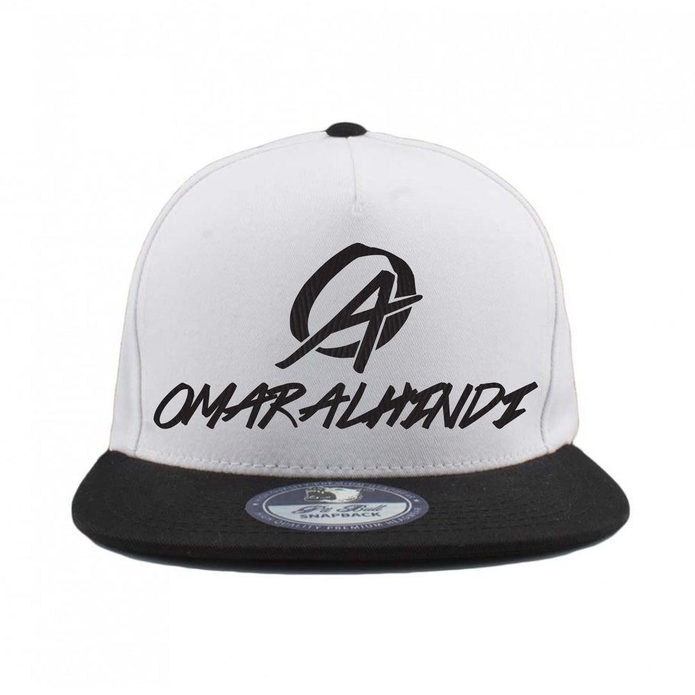 Image of Omar Alhindi - Logo Snapback