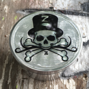 Image of Silver Zoltron Herb Grinder®