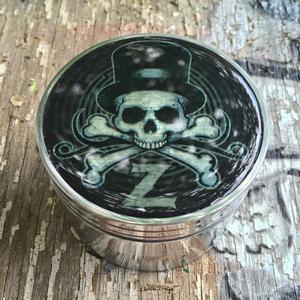 Image of Grey/Black Zoltron herb Grinder®