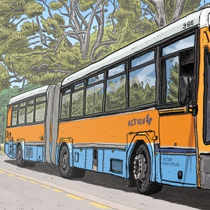 Image of Action Bus 986