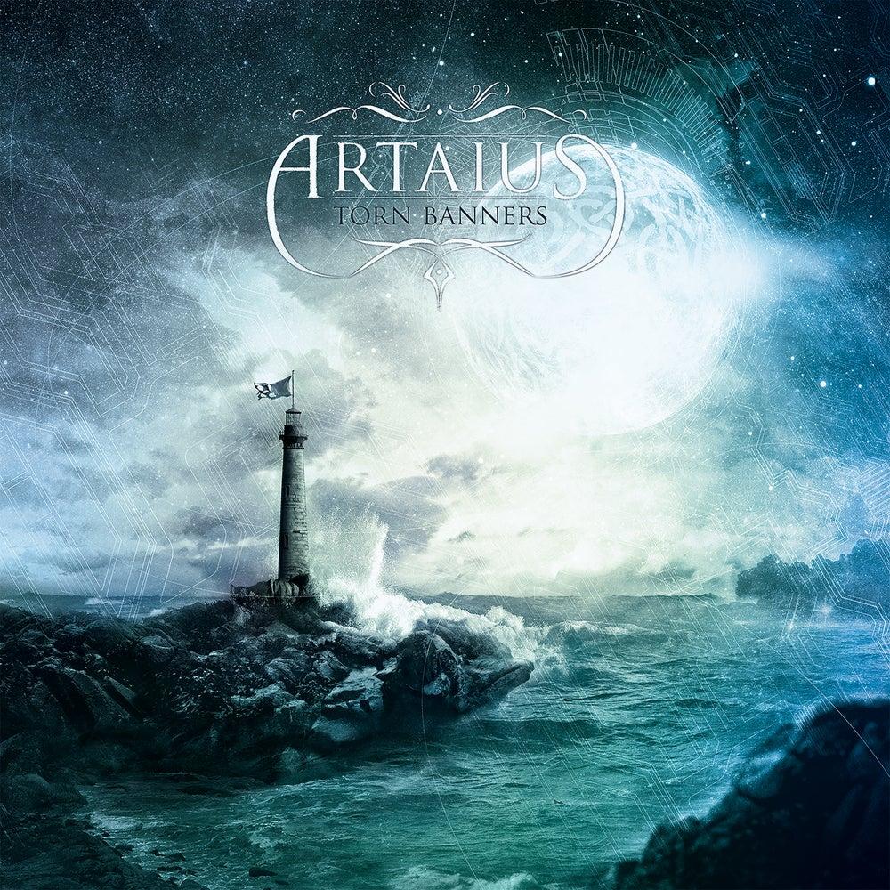 Image of ARTAIUS - Torn Banners - DIGI CD