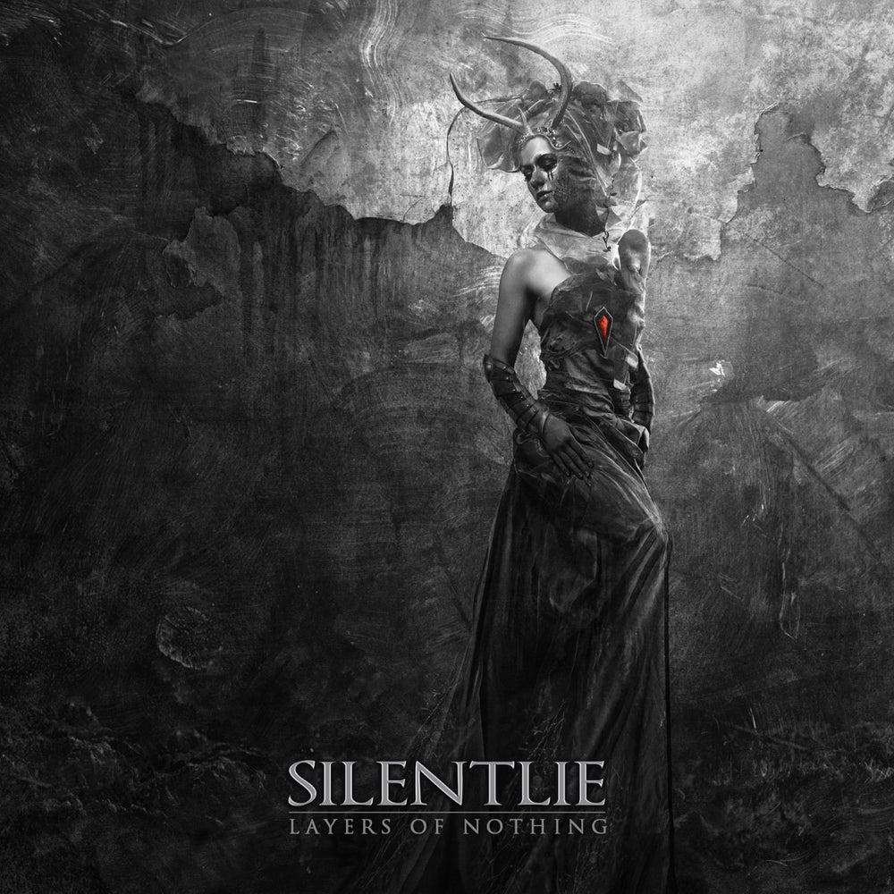 Image of SILENTLIE - Layers Of Nothing - DIGI CD