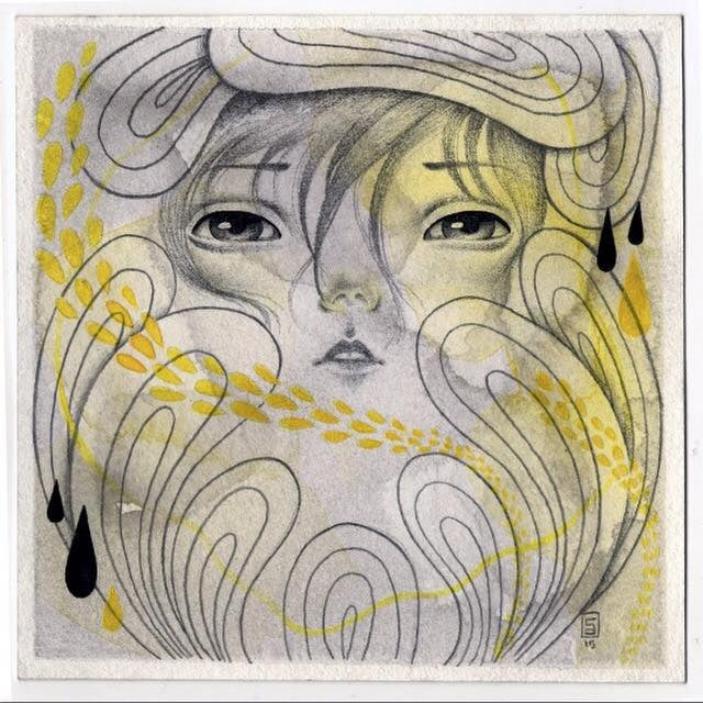 Image of The Voices Original by Siames Escalante