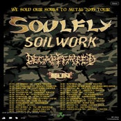 Image of SOULFLY - SOILWORK - DECAPITATED @ Ottobar