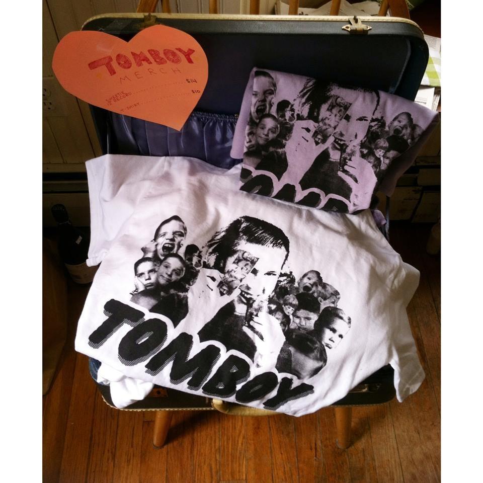 Image of Tomboy T-Shirt (White)