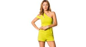 Image of Citron Romper
