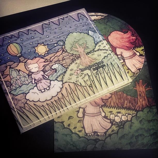Image of Imaginarium CD