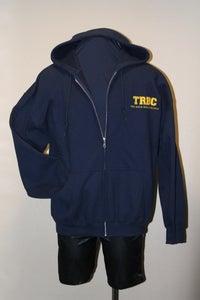 Image of TRBC Zip Up Hoodie