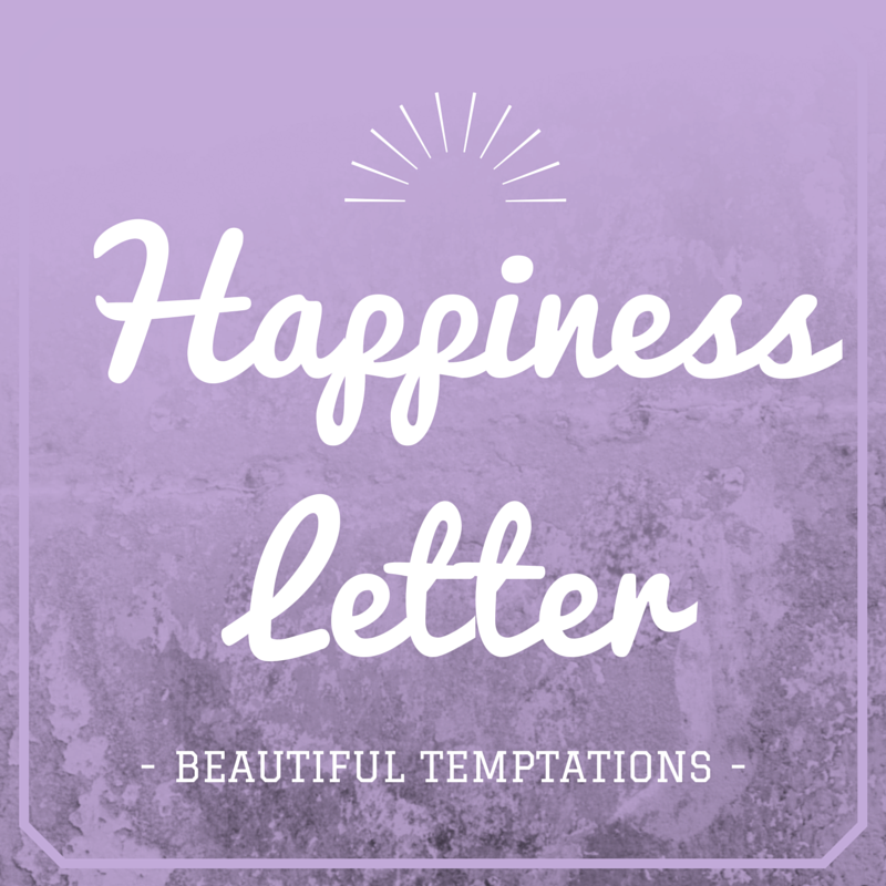Image of Happiness Lettter