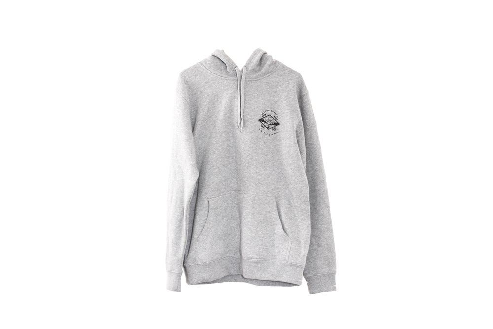 Image of SSSCrew Mens Hoodie Grey