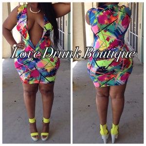 Image of Low Cut Dreamy Dress