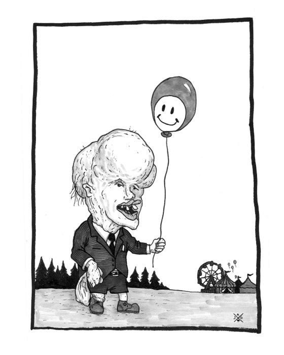 Image of Elephantboy 8x10 Print