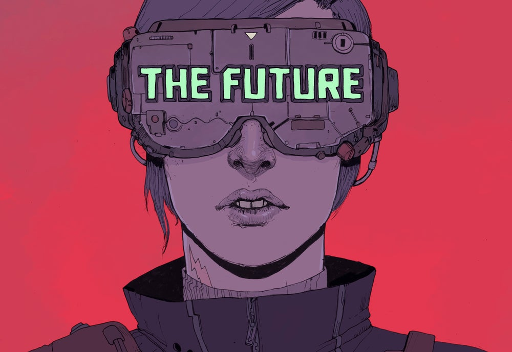 Image of The Future is Now Volume One // 2nd Edition