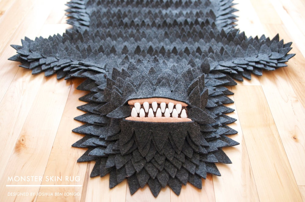 Image of Monster Skin Rug