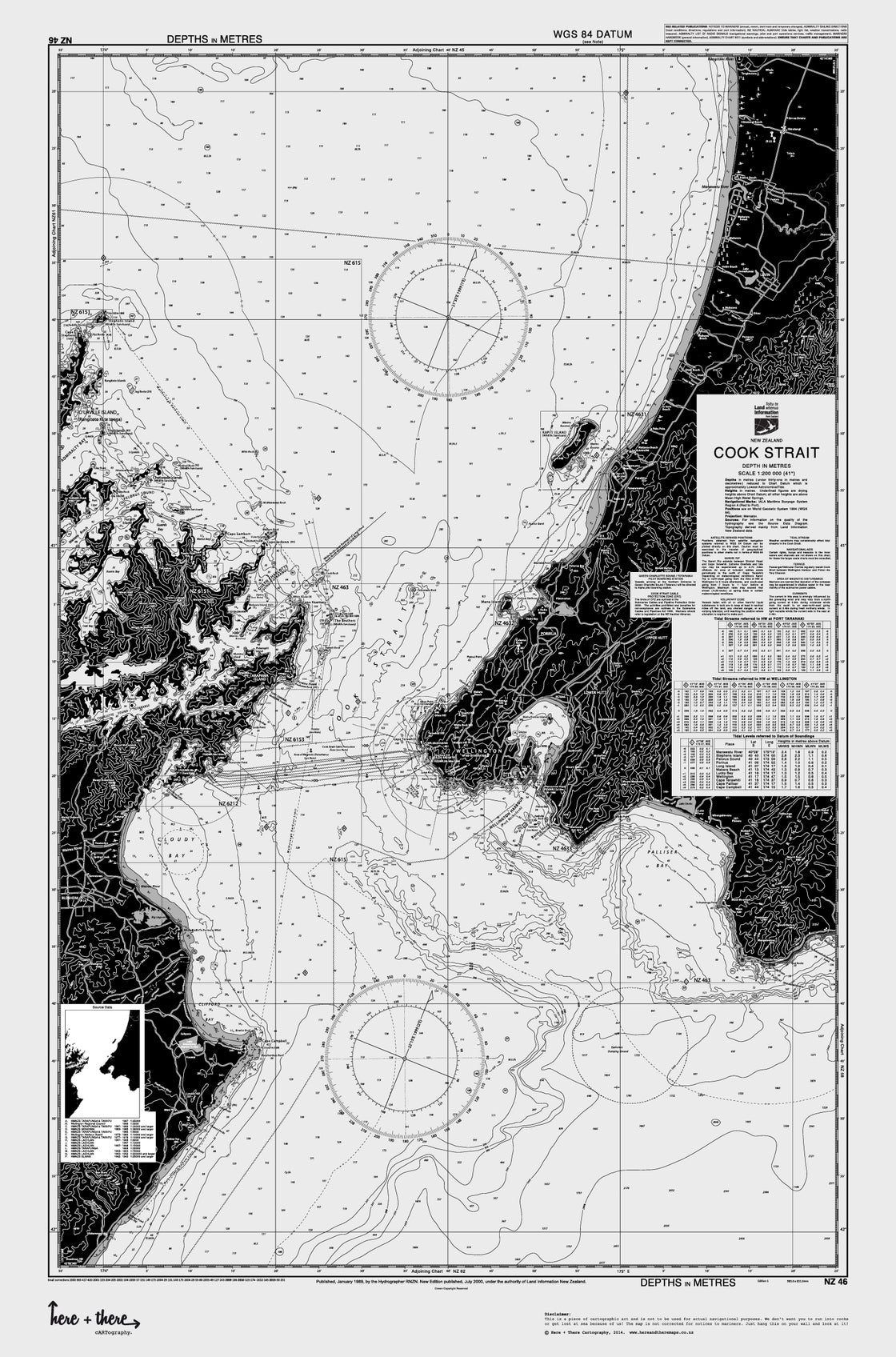 Image of Cook Strait - Silver Fox