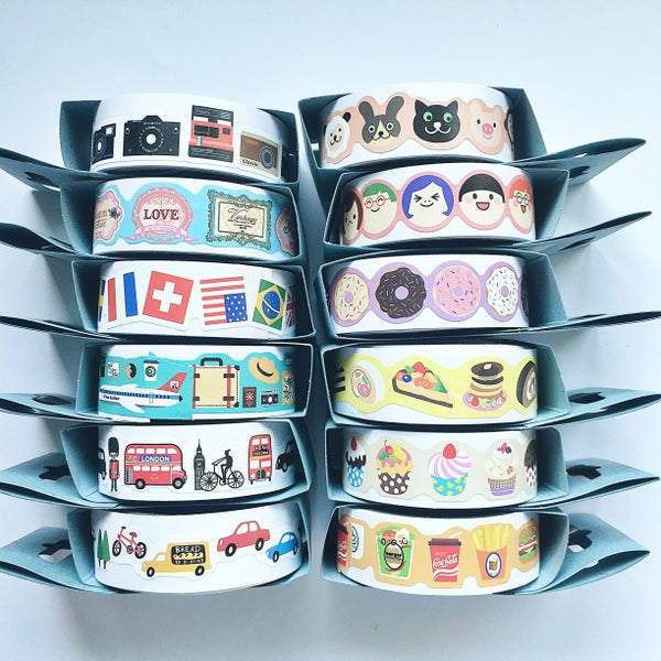 Image of Cartoon Adhesive Tape
