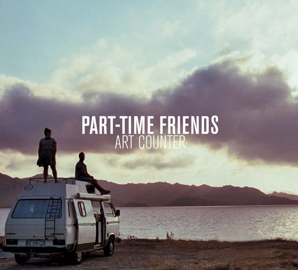 """Image of Part-Time Friends - Art Counter - 10"""""""