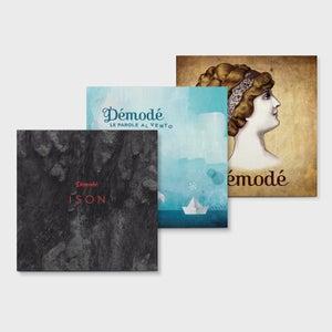 Image of combo: EP + Le Parole al Vento + ISON