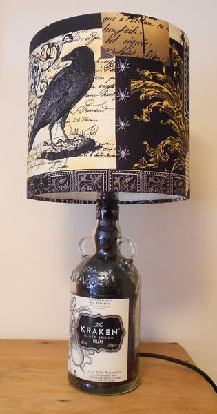 Image of NEVERMORE Kraken Rum Lamp Deal