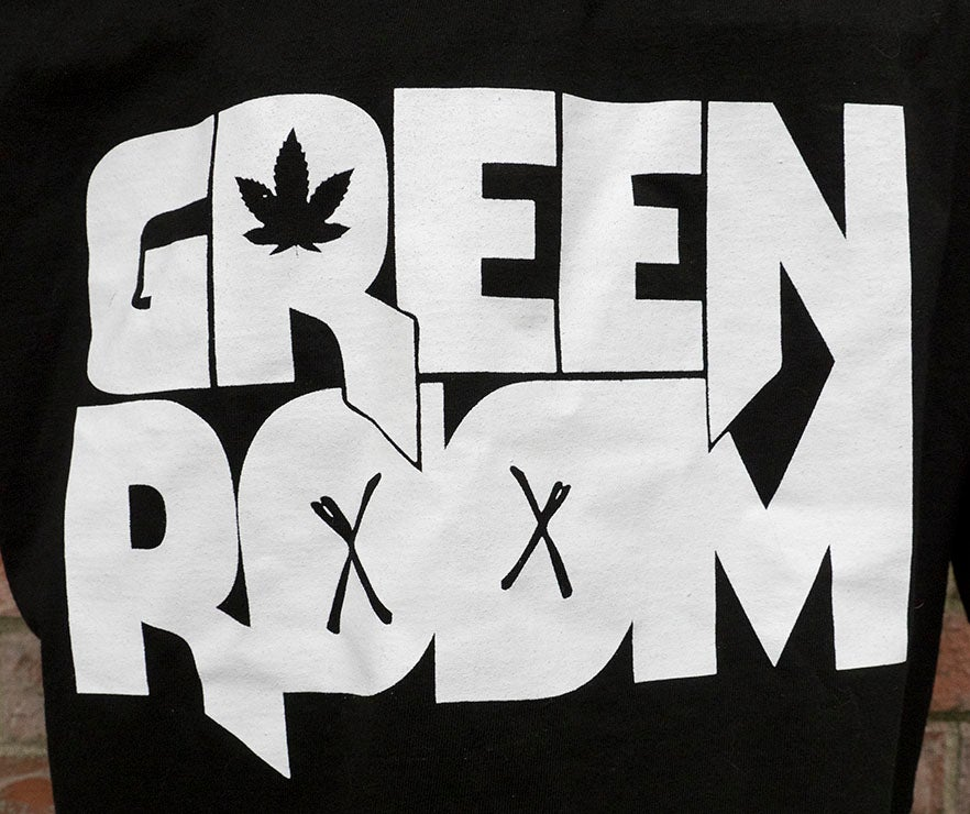 Image of Green Room T-Shirt Black